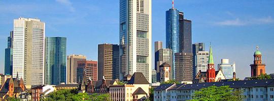 Frankfurt - szkoła Sprachcaffe