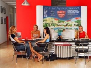 Frankfurt – szkoła Sprachcaffe