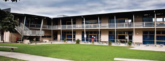 Nowa Zelandia - Christchurch - szkoła średnia państwowa
