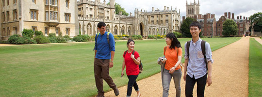 Cambridge - szkoła językowa Embassy