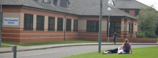 Anglia - Lincolnshire - Szkoła państwowa