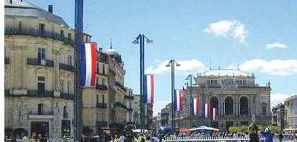 Francja - Szkoły państwowe - południe