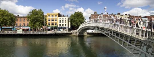 Dublin - szkoła językowa CES