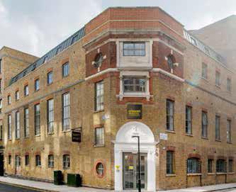 Zakwaterowanie Londyn University of Law -szkoła Embassy