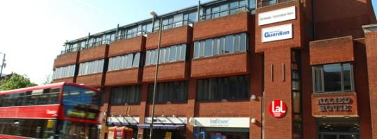 Londyn Twickenham - szkoła LAL