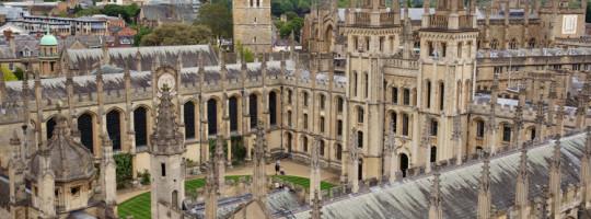 Oxford - szkoła językowa Embassy