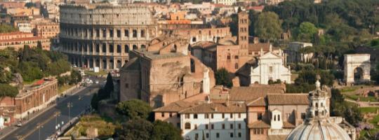 Rzym - szkoła SI