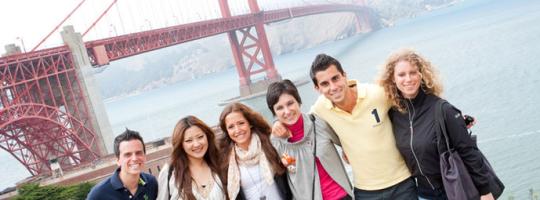 San Francisco - szkoła Embassy