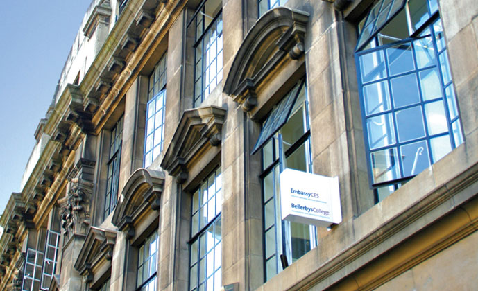 Oxford – szkoła językowa Embassy