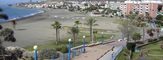 Malaga - szkoła La Playa