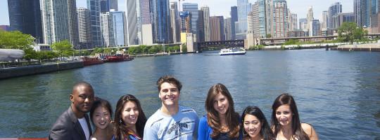 Chicago - szkoła językowa Kaplan