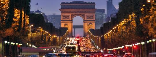 Paryż - szkoła EUR