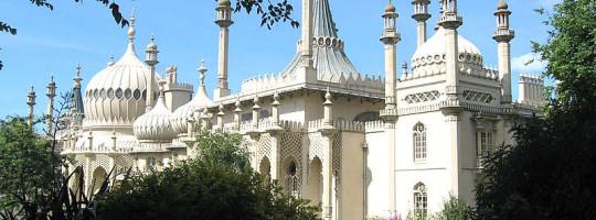 Brighton - szkoła Sprachcaffe