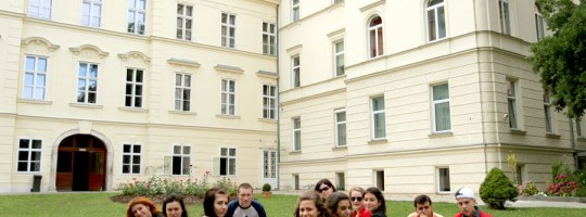 Wiedeń 16-19 - szkoła Actilingua Academy