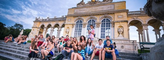 Wiedeń 12-17 - szkoła językowa Actilingua