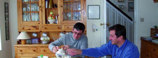 Nauka i zakwaterowanie w domu nauczyciela