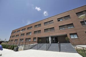 Madryt – kampus uniwersytecki poza miastem