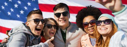 USA – Szkoły Publiczne (najtaniej) – Rok szkolny lub semestr