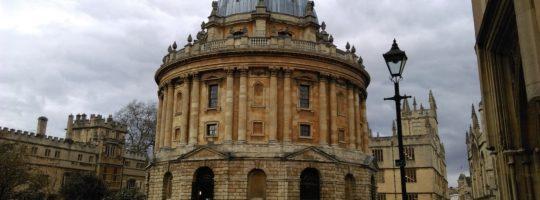 Kurs językowy w Oxford