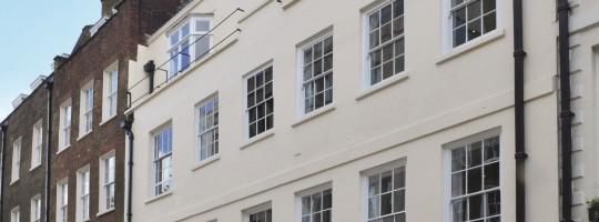 Londyn centrum - szkoła Regent