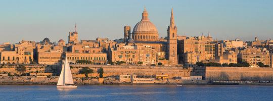 Kursy angielskiego na Malcie