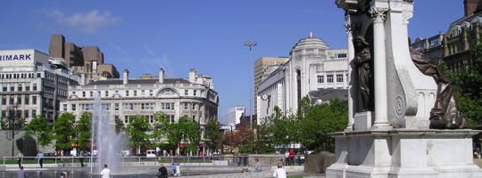 Manchester  - szkoła MCS