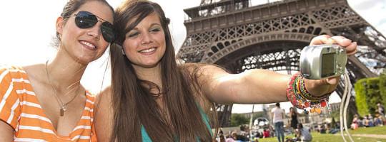 Paryż - szkoła językowa Sprachcaffe