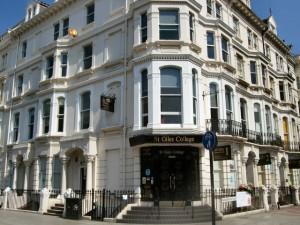 Brighton – St. Giles school