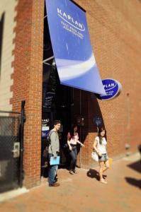 Boston Harvard Square –Szkoła Kaplan