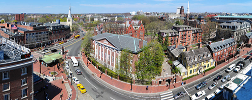 Boston Harvard Square – Szkoła Kaplan