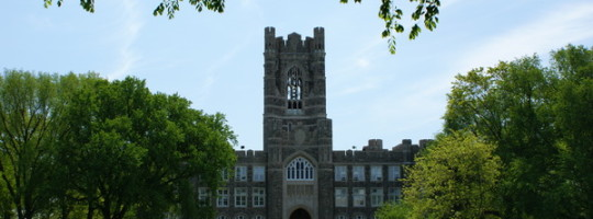 New York - Rose Hill Campus Fordham University