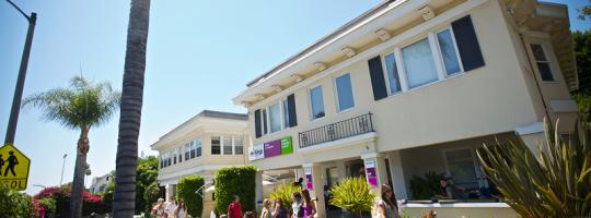 Los Angeles szkoła językowa Hollywood- California