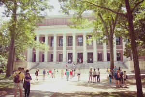 Boston szkoła angielskiego – Pine Manor College