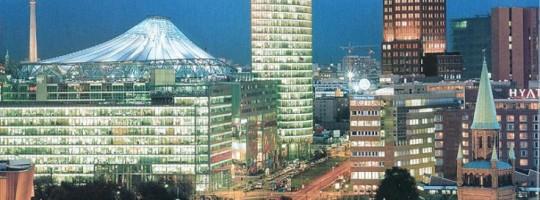 Berlin Centrum - szkoła Humbold