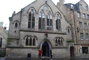 Edynburg szkoła angielskiego ESE