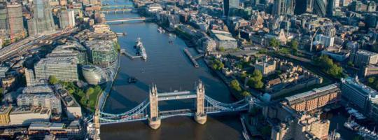 Londyn centrum - Southbank University