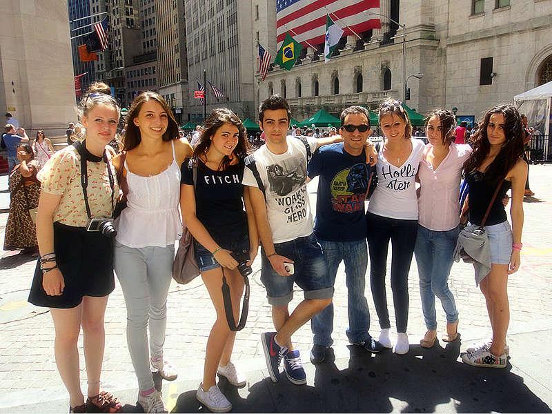 Zakwaterowanie Nowy Jork kurs młodzieżowy