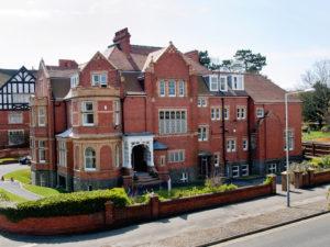 Folkestone szkoła międzynarodowa Earlscliffe