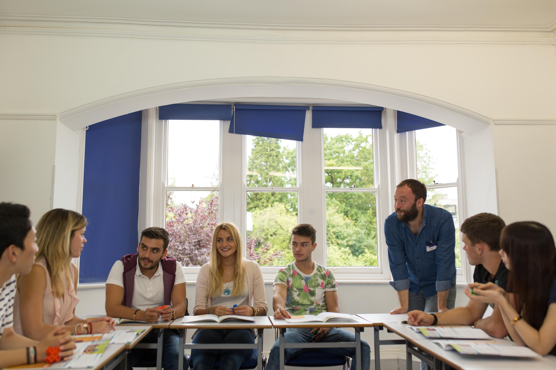 Szkoła językowa w Oksfordzie – Kaplan (2)