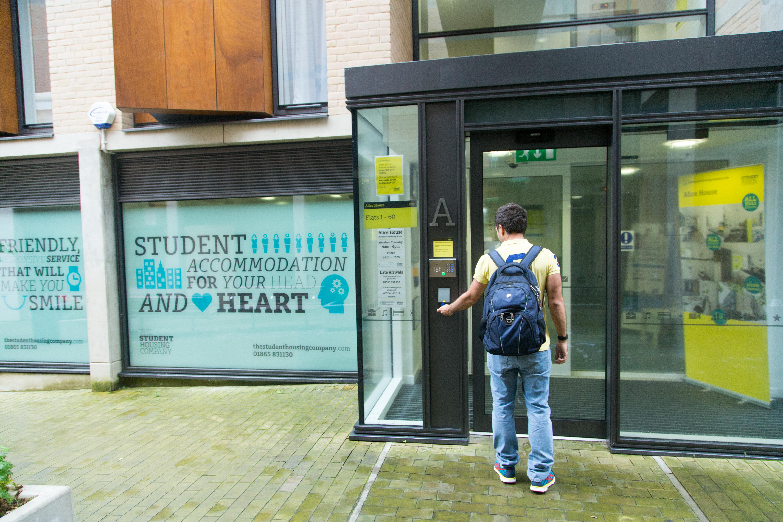 Zakwaterowanie Szkoła językowa w Oksfordzie – Kaplan (4)