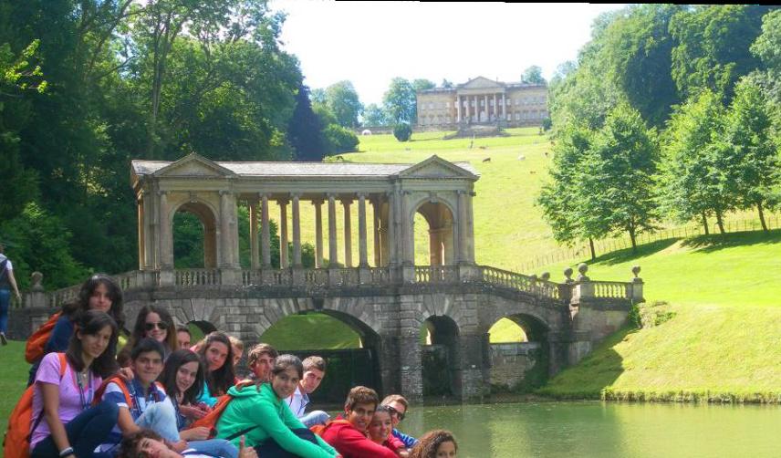 Bath - szkoła językowa Prior Park - Jpedukacja