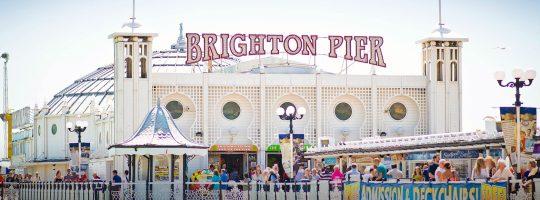 Brighton - szkoła językowa Stafford House