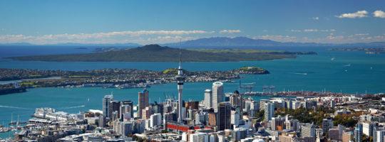 Auckland - Szkoła nowozelandzka