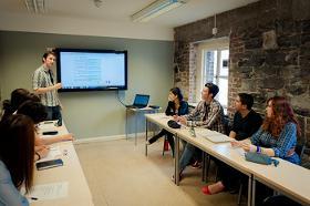 Dublin – Szkoła językowa ISI