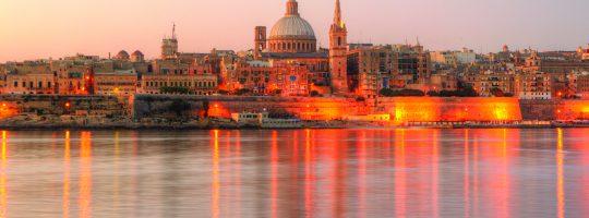 Malta Valletta - Szkoła językowa Easy School of English
