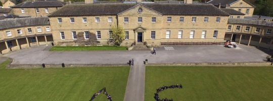 Anglia - Yorkshire - Ackworth School