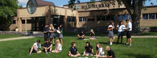 USA - Minnesota - Hill Murray