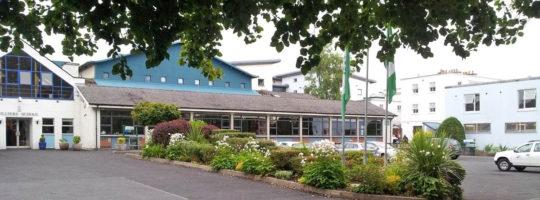 Irlandia - Limeric - Szkoła z internatem