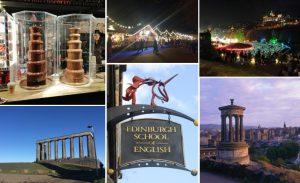 Edynburg – Kurs świąteczno-noworoczny