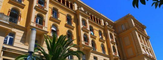 Francja - Nicea - Lazurowe Wybrzeże